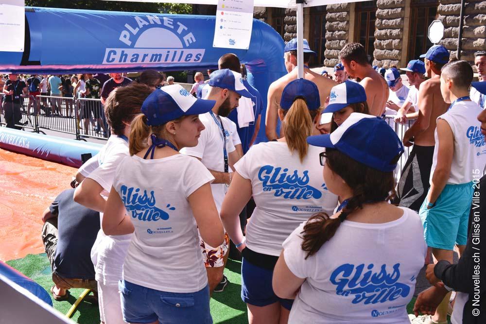 Gliss'en Ville 2017 - Devenir bénévole